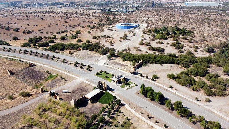 Con Centro de Innovación en Construcción debuta el Parque Carén de la Universidad de Chile