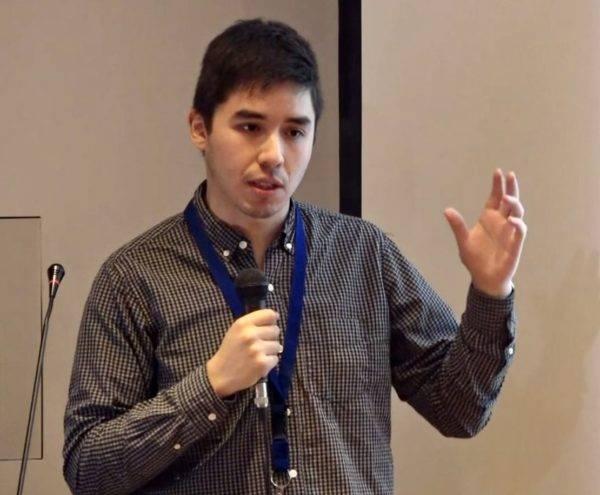 Estudiante de la U. de Chile es el único latinoamericano ganador del Facebook Fellowship Program 2021