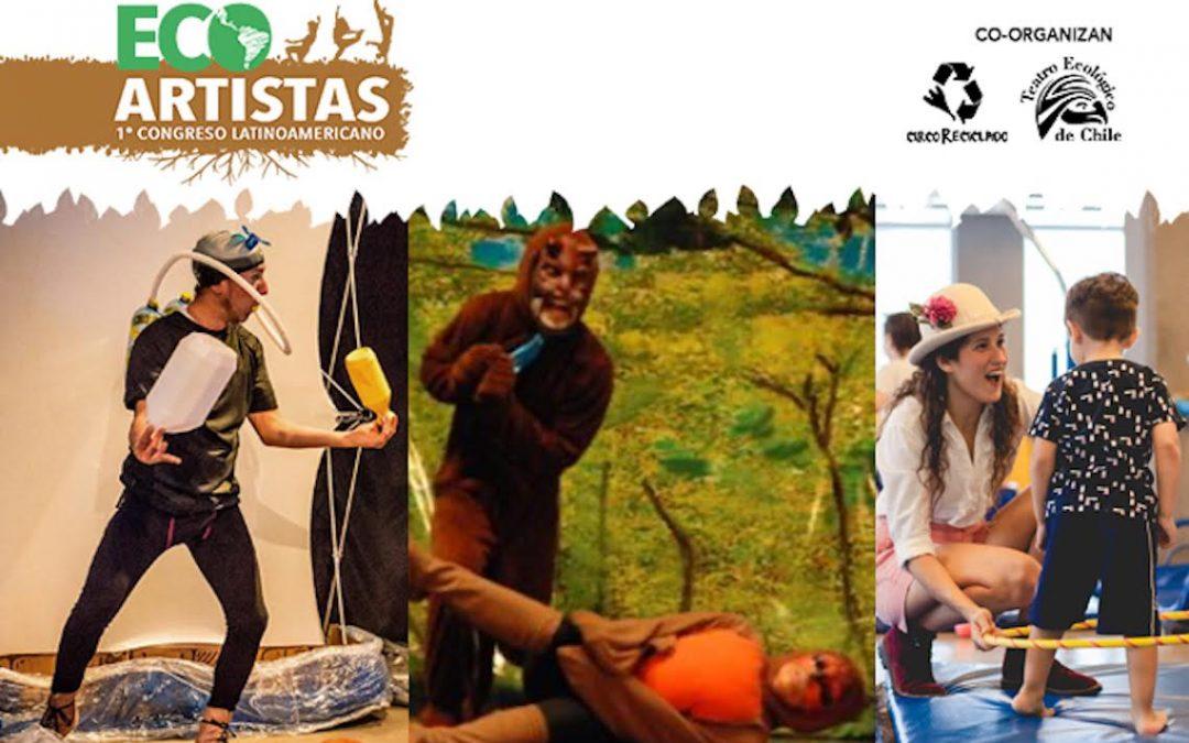 Chile y Argentina realizarán Primer Congreso Latinoamericano de Eco-Artistas