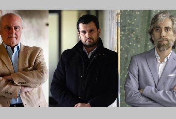 Agustín Squella, Christian Viera y Jaime Bassa fueron elegidos para integrar la Convención Constitucional
