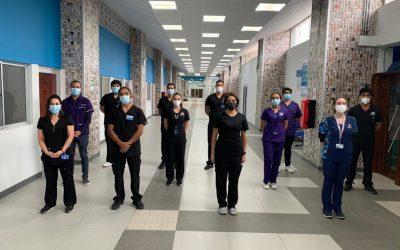 HCUA Impulsará programa de rehabilitación para personas que padecieron Covid-19