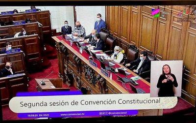 Canal de TV de la Universidad de Chile transmitirá en vivo sesiones de la Convención Constitucional