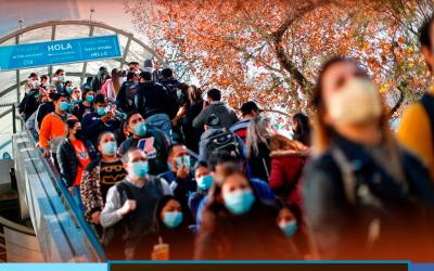 Avances en vacunación, testeo y manejo de capacidad hospitalaria: variables cruciales para el manejo de la pandemia