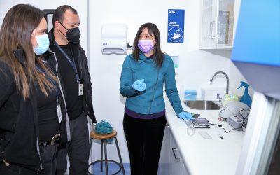 Laboratorio de Genómica de la UA detectó los primeros casos de la variante Delta