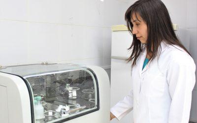 Laboratorio de genómica de la UA: a la caza de las variantes del coronavirus